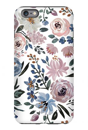 English Garden Phone Case - Caitlin Wilson Line