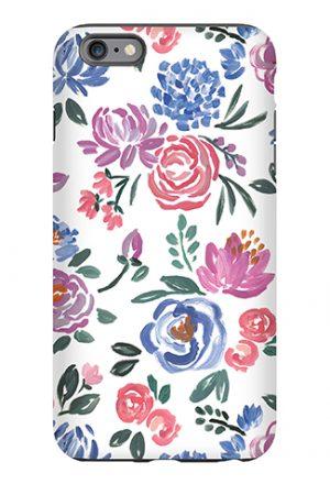 Joie des Fleurs Phone Case - Caitlin Wilson Line