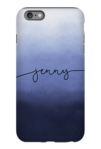 Twilight Ombré Phone Case - Caitlin Wilson Line