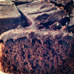 Gluten Free & Dairy Free Fudge Brownies