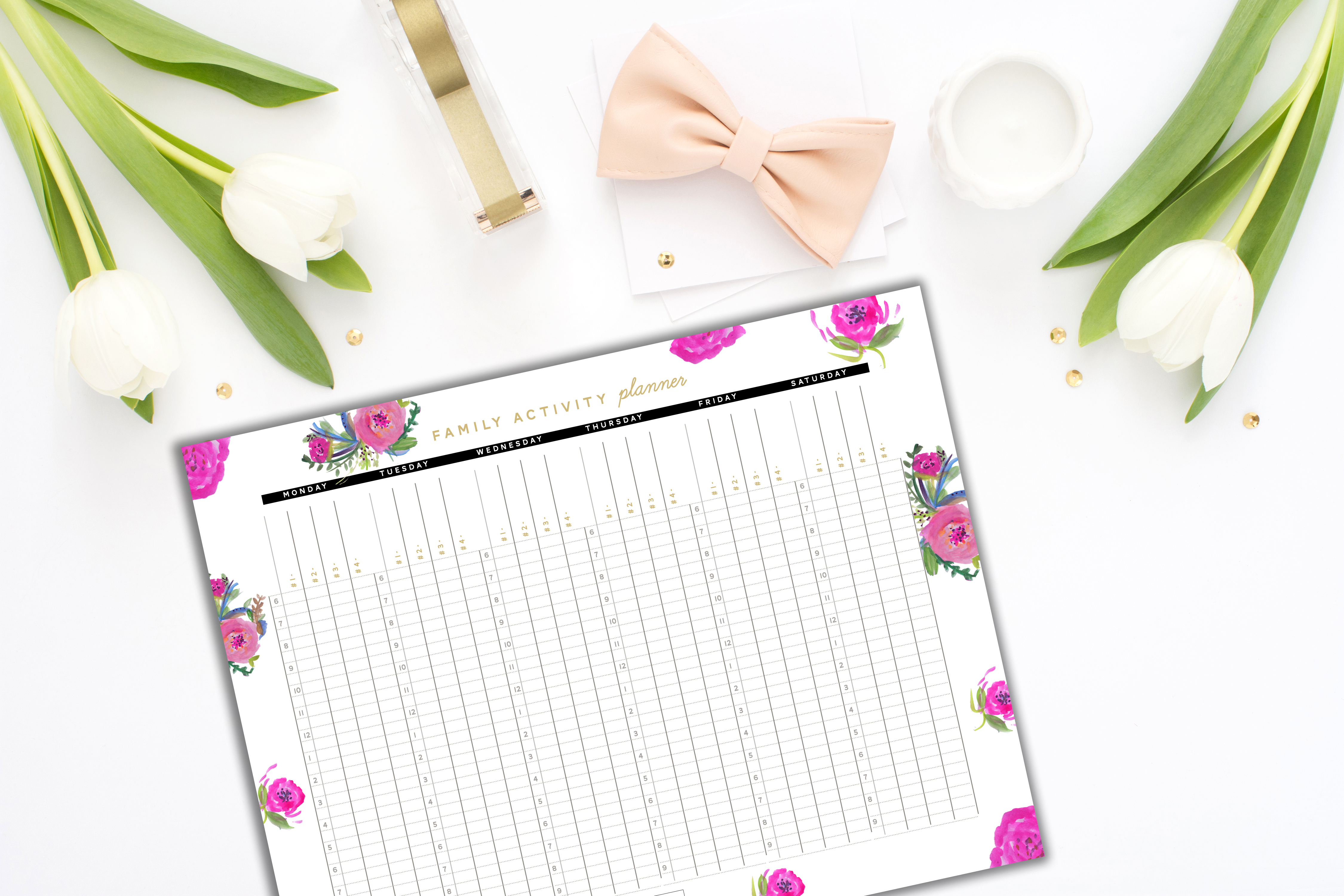 Family Activity Planner