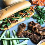 Seared Pork Bahn Mi