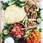 Cilantro Lime Chicken Fajitas