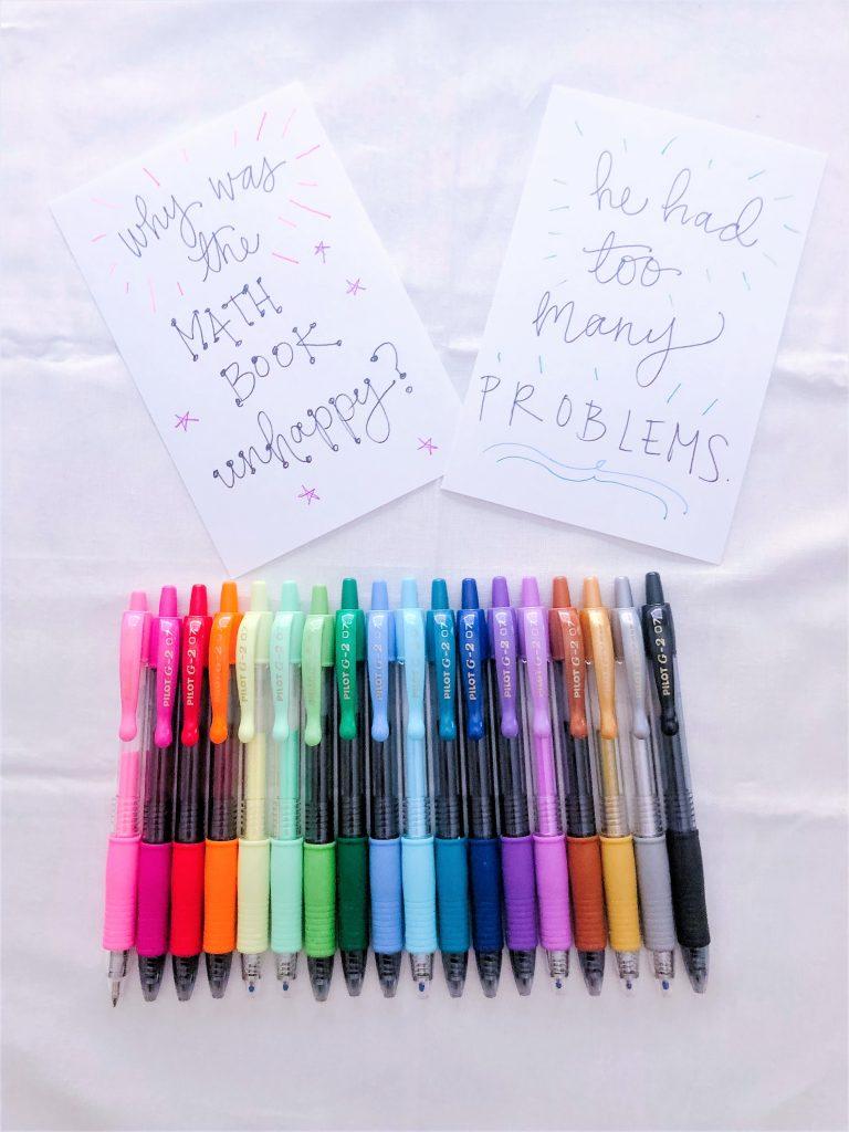 eca09b4d3630 Back to School Lunch Box Notes & Teacher Gifts - Plum Street Collective